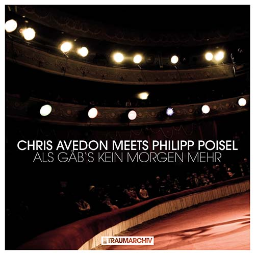 Chris Avedon meets Philipp Poisel - Als gäb`s kein Morgen mehr (Cover)